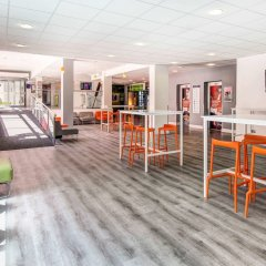 Отель ibis Styles London Excel фитнесс-зал