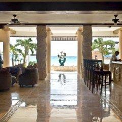 Отель Sunset Fishermen Beach Resort Плая-дель-Кармен интерьер отеля