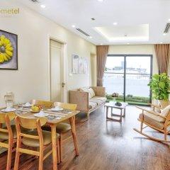 Отель Lily Hometel Imperia Garden комната для гостей фото 2