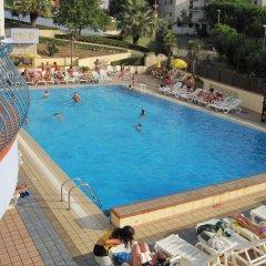 Отель Panorama Residence Скалея бассейн