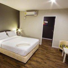 Отель Bett Pattaya Таиланд, Паттайя - 2 отзыва об отеле, цены и фото номеров - забронировать отель Bett Pattaya онлайн комната для гостей фото 3