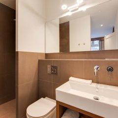 Отель B&B Het Kabinet Нидерланды, Амстердам - отзывы, цены и фото номеров - забронировать отель B&B Het Kabinet онлайн ванная