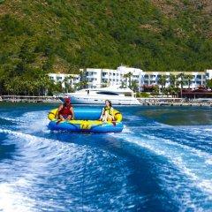 Fortezza Beach Resort Турция, Мармарис - отзывы, цены и фото номеров - забронировать отель Fortezza Beach Resort онлайн приотельная территория фото 2