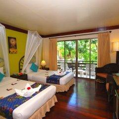 Отель Samui Laguna Resort Таиланд, Самуи - 7 отзывов об отеле, цены и фото номеров - забронировать отель Samui Laguna Resort онлайн комната для гостей