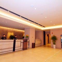 Отель Home Inn Plus (Xi'an South Second Ring 4th Gaoxin Road) Китай, Сиань - отзывы, цены и фото номеров - забронировать отель Home Inn Plus (Xi'an South Second Ring 4th Gaoxin Road) онлайн интерьер отеля