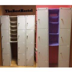 Гостиница The Best сейф в номере
