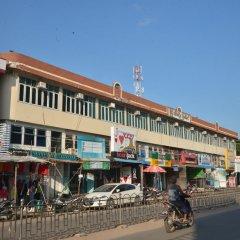 Отель Smile Motel Мьянма, Пром - отзывы, цены и фото номеров - забронировать отель Smile Motel онлайн спортивное сооружение