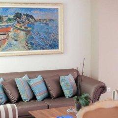 Отель Hanioti Melathron Греция, Ханиотис - отзывы, цены и фото номеров - забронировать отель Hanioti Melathron онлайн комната для гостей фото 2