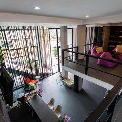 Отель Siwa House фитнесс-зал