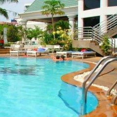 Camelot Hotel Pattaya Паттайя с домашними животными