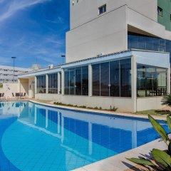 Отель Comfort Suites Londrina бассейн фото 2
