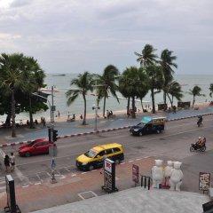 The Bedrooms Hostel Pattaya пляж