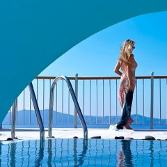 Отель Cori Rigas Suites Греция, Остров Санторини - отзывы, цены и фото номеров - забронировать отель Cori Rigas Suites онлайн спортивное сооружение
