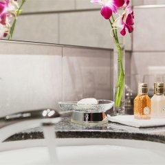 Отель Kongress Hotel Davos Швейцария, Давос - отзывы, цены и фото номеров - забронировать отель Kongress Hotel Davos онлайн ванная