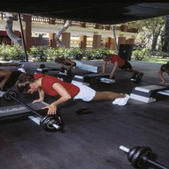 Отель Robinson Club Çamyuva - All-Inclusive фитнесс-зал фото 4