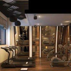The Lapis Hotel Ханой фитнесс-зал