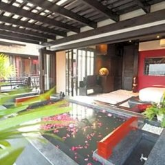 Отель Kirikayan Boutique Resort парковка