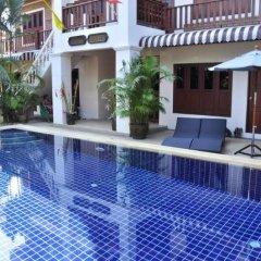 Отель Baan Chayna Resort Пхукет бассейн фото 4