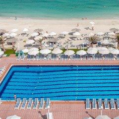 Sharjah Carlton Hotel пляж