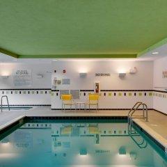 Отель Fairfield Inn And Suites By Marriott Lake City Лейк-Сити бассейн
