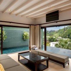 Отель The Shore at Katathani (только для взрослых) Пхукет комната для гостей фото 5