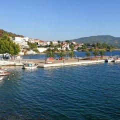 Отель Marmaras Blue Sea Ситония приотельная территория