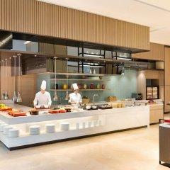 Отель Hyatt Place Shanghai Hongqiao CBD Китай, Шанхай - отзывы, цены и фото номеров - забронировать отель Hyatt Place Shanghai Hongqiao CBD онлайн питание фото 2