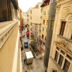 Отель Sen Palas балкон
