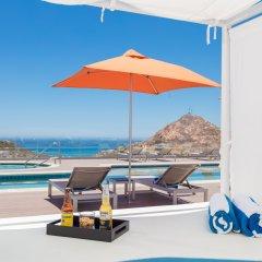 Отель Hampton Inn & Suites by Hilton Los Cabos балкон