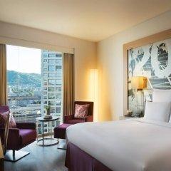Renaissance Zurich Tower Hotel комната для гостей фото 4