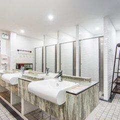 Отель Nonze Hostel Таиланд, Паттайя - 1 отзыв об отеле, цены и фото номеров - забронировать отель Nonze Hostel онлайн ванная фото 2