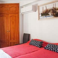 Апартаменты Beachfront Vacation Apartment in Fuengirola Ref 102 Фуэнхирола удобства в номере