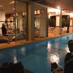 Отель Marika Residence бассейн