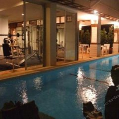 Отель Marika Residence Паттайя бассейн