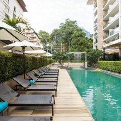 Hotel Vista Pattaya Паттайя бассейн фото 3
