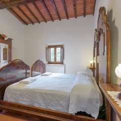 Отель Agriturismo Casa Passerini a Firenze Лонда комната для гостей фото 5