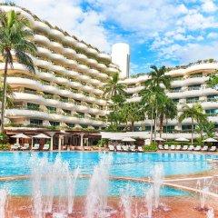 Shangri-La Hotel Singapore бассейн