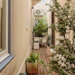 Отель Romantic Gem in Alfama балкон
