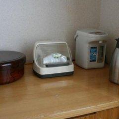 Отель Japanese Auberge Plaza Ryokufu Natural Hot Spring удобства в номере фото 2