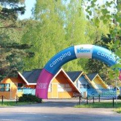 Отель Camping Nemo Юрмала бассейн