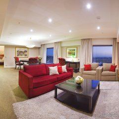 Отель Stamford Plaza Sydney Airport комната для гостей