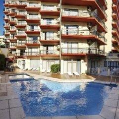 Hotel Avante Los Califas Торремолинос бассейн
