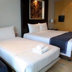 Отель Admiral Premier Sukhumvit 23 By Compass Hospitality Бангкок комната для гостей фото 5