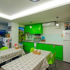 Отель Philstay Dongdaemoon Guesthouse питание фото 3