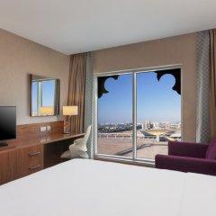 Отель Hilton Garden Inn Dubai Al Jadaf Culture Village ОАЭ, Дубай - 1 отзыв об отеле, цены и фото номеров - забронировать отель Hilton Garden Inn Dubai Al Jadaf Culture Village онлайн комната для гостей фото 4