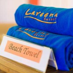 Отель Lareena Resort Koh Larn Pattaya удобства в номере