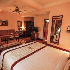 Отель Dalat Du Parc Далат комната для гостей фото 5