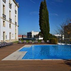 Отель Pousada De Viseu Визеу бассейн фото 2