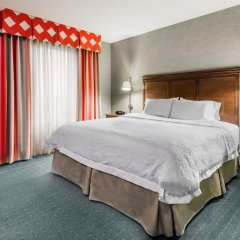 Отель Hampton Inn & Suites Columbus Polaris Колумбус комната для гостей фото 3