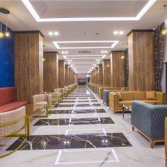 Meridia Beach Hotel Турция, Окурджалар - отзывы, цены и фото номеров - забронировать отель Meridia Beach Hotel онлайн питание фото 3